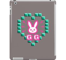 OVERWATCH GG iPad Case/Skin