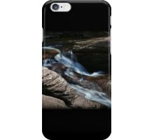 Crisp Overflow iPhone Case/Skin