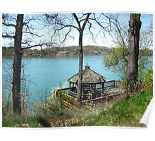 My Front Yard ~ The Niagara At Lewiston, NY Poster