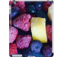 Scattered Fruit iPad Case/Skin