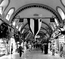 Istanbul - The Gran Bazaar -2  by rsangsterkelly