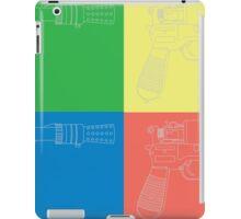 Han Solo Blueprint Tile iPad Case/Skin