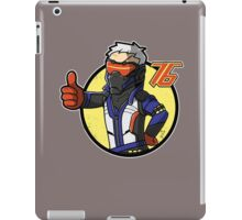 OVERWATCH S76 iPad Case/Skin