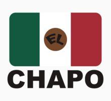 EL CHAPO Kids Tee