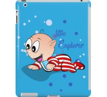 Baby Ollie Little Explorer iPad Case/Skin