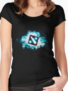Experienced DOTA Women's Fitted Scoop T-Shirt