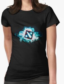 Experienced DOTA Womens Fitted T-Shirt