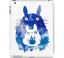 Totoro acuarela iPad Case/Skin