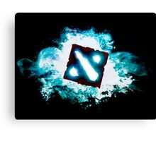 Experienced DOTA Canvas Print
