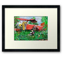 Le Petit Prince - Film Framed Print