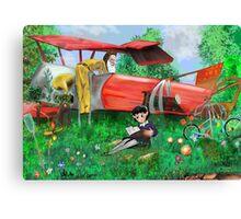 Le Petit Prince - Film Canvas Print