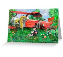 Le Petit Prince - Film Greeting Card