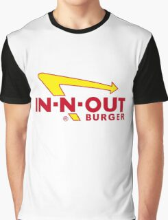 In-N-Out Logo Graphic T-Shirt