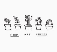 Plants Are Friends One Piece - Long Sleeve