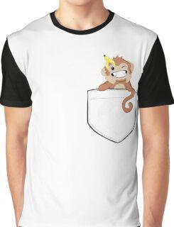 Pocket Primate Graphic T-Shirt