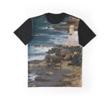 The Sentry By the Sea Graphic T-Shirt