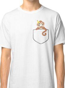 Pocket Primate Classic T-Shirt