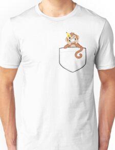 Pocket Primate Unisex T-Shirt