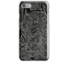 The Cross Hatch Hero iPhone Case/Skin