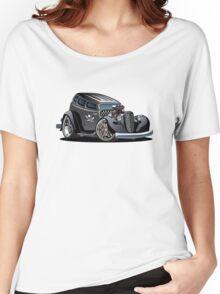 Cartoon hotrod Women's Relaxed Fit T-Shirt