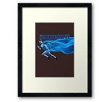 Manchester City F.C. Framed Print