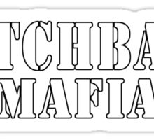 Hatchback mafia Sticker