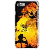 captain silhouette iPhone Case/Skin