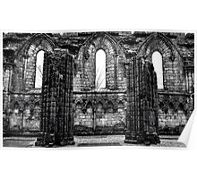 Holyrood Abbey Poster