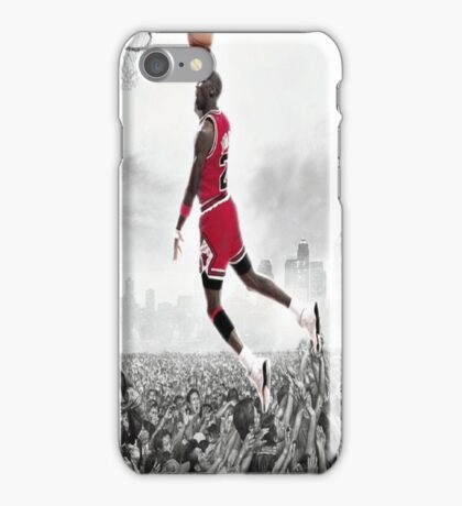 Jordan Graphic iPhone Case/Skin