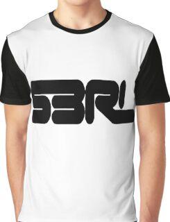 S3RL black edition Graphic T-Shirt