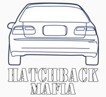 Hatchback mafia by TswizzleEG