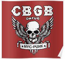 CBGB (NYC-PUNK) 2 Poster