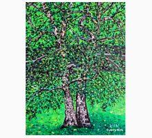 'Elm Trees' (Plein Air Painting) Unisex T-Shirt