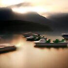 Sleeping Boats... by Angelika  Vogel