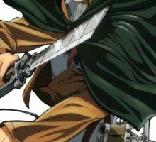 Levi from Shingeki no Kyojin Sticker