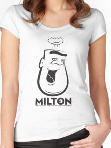 Milton the Monster Women's Fitted Scoop T-Shirt