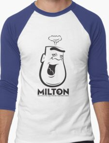 Milton the Monster Men's Baseball ¾ T-Shirt