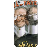 Performing Arts Posters Mestayers We Us Co 0304 iPhone Case/Skin