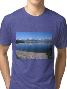 Grand Teton National Park Tri-blend T-Shirt