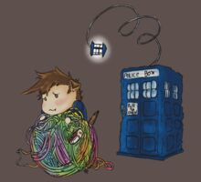 Wibbly Wobbly Kitty Doctor W/O words Kids Clothes