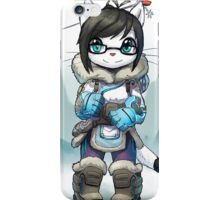 OVERWATCH MEI iPhone Case/Skin