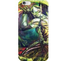 OVERWATCH GENJI iPhone Case/Skin