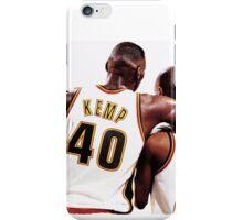 Kemp & Payton iPhone Case/Skin