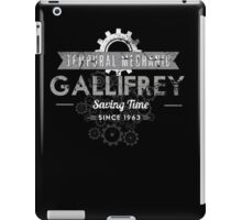 Temporal Mechanic iPad Case/Skin