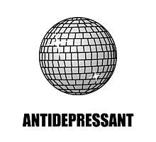 Antidepressant Dancing Photographic Print