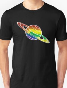 Rainbow Planet T-Shirt