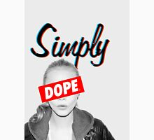 Cara Delevingne Simply Dope Unisex T-Shirt