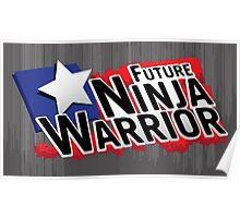 Future Ninja Warrior Poster