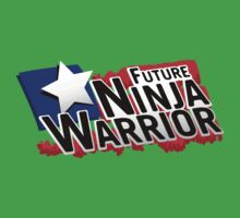 Future Ninja Warrior Kids Clothes