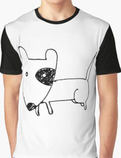 I LOVE MY DOGS_24 Graphic T-Shirt